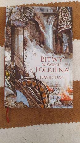 Książka Bitwy w świecie Tolkiena