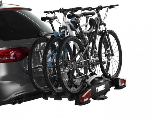 Bagażnik rowerowy wynajem Thule VeloCompact 926 3 lub 4 rowery