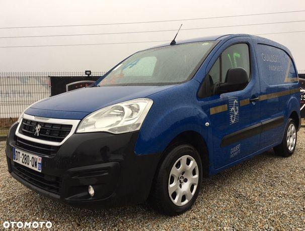 Peugeot Partner  1.6 Hdi Nawigacja Lift
