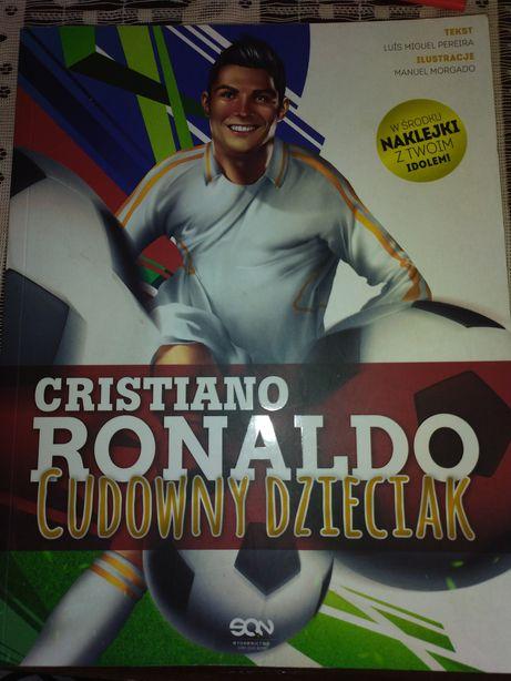 """Christiano Ronaldo -cudowny dzieciak"""