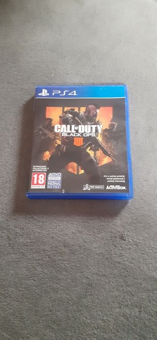Gra Call of duty black ops 4 ps4 Augustów - image 1
