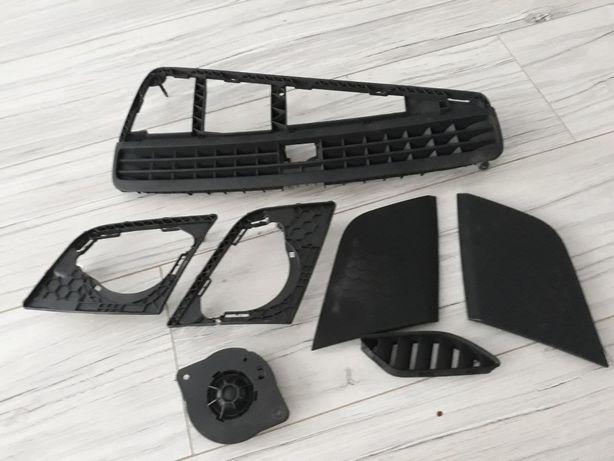 Konsola ,pulpit Audi a 5,kratki,maskownice