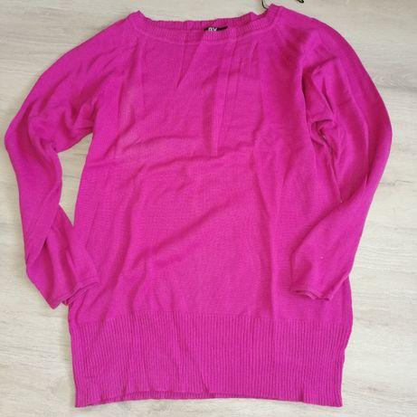 Sweterek bluzka tunika rozm L