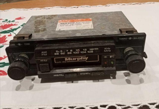 Stare radio samochodowe