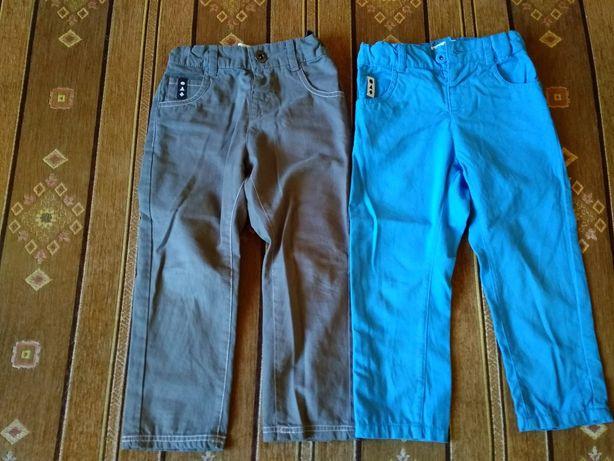 Spodnie chinosy 92/98