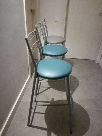 Hokery stołki barowe nowoczesne NOWY STYL Rosso