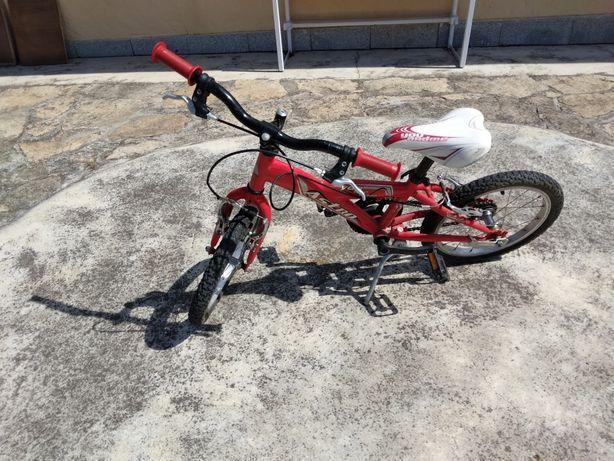Bicicleta ASTRO roda 16 para criança