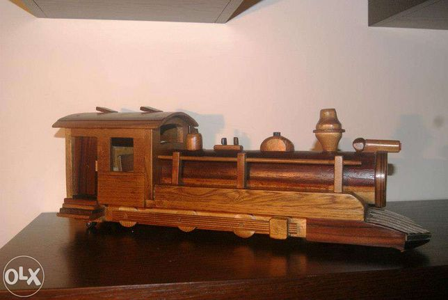 Comboio vintage