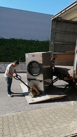 Secador de roupa industrial Self-service lares e hospitais