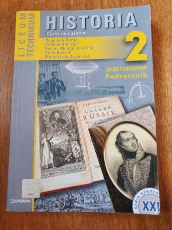 Historia 2 Podręcznik do Liceum i Technikum
