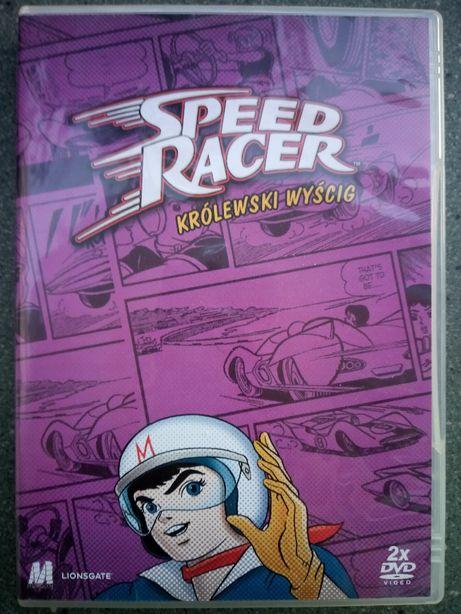 """film animowany """"Speed Racer: Królewski wyścig"""" [2DVD]"""