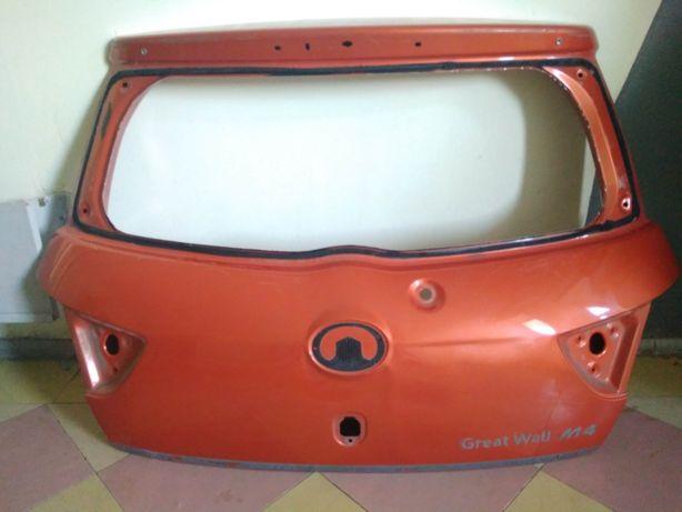 Great Wall M4 дверца багажника, крышка багажника
