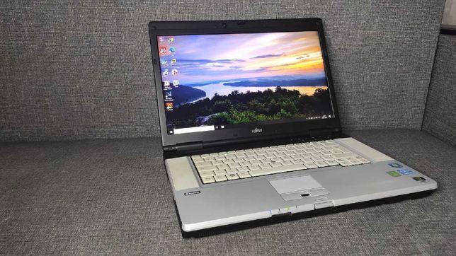 Ноутбук Fujitsu Celsius H710 i7-2720QM/4Gb/SSD120Gb/Quadro1000M2Gb