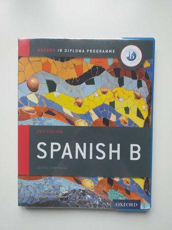 IB Spanish B Oxtord HL i SL podręcznik course companion
