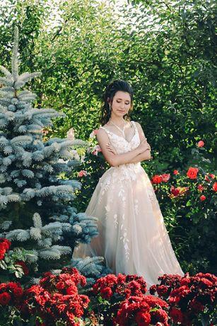 Выпускное / свадебное вечернее платье