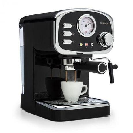 Эспрессо-машина Espressionata Gusto 1100W давление 15 бар черный