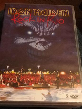 Iron Maiden Rock in Rio 2xdvd