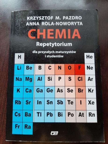 Chemia-repetytorium dla maturzystów i studentów