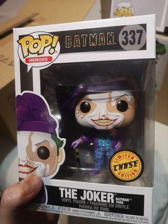 Funko Pop! The Joker Chase Batman 337 stan 10/10 figurka