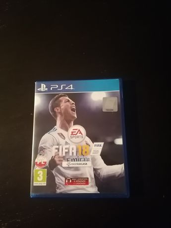 Fifa 18 na ps4  stan idealny