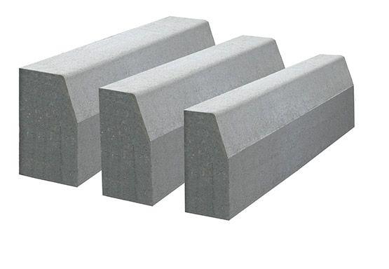 Krawężnik 12x25x100 opornik drogowy betonowy kostka brukowa krawężniki