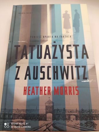 Tatuażysta z Auschwitz, Heather Morris