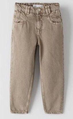 джинсы момы мом Zara Зара р. 164 на 13-14 лет