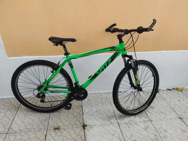 Bicicleta Spitz verde da Sport Zone ( 2 bicicletas disponíveis )