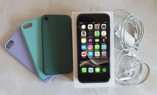 Iphone 7 128gb black neverlock