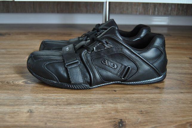 Кожаные кроссовки 310 Motoring / шкіряні кросівки 44-45