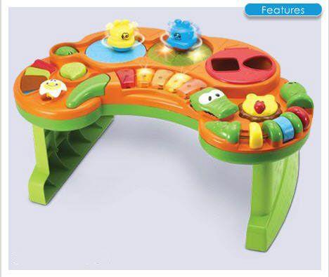 "Музыкальный столик ""Джунгли"" Blue-Box"