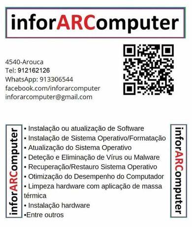 Serviços Informáticos