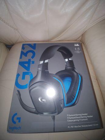 Słuchawki Gamingowe Logitech G432