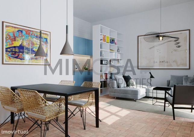 Casa renovada com 3 quartos - centro de Portimão