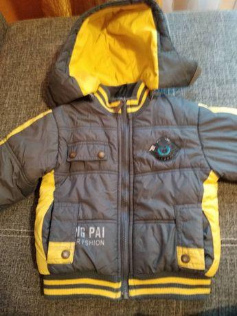 Куртка на 4-6 лет