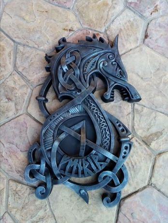 Декор настенный барильеф панно
