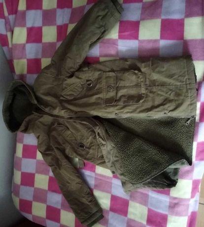 Ubrania dziewczęce rozmiar 116-128