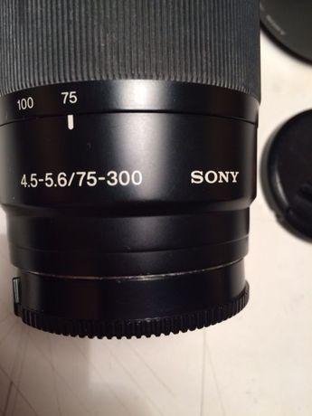 Lente Sony 75-300
