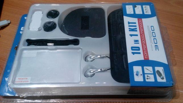 набор аксессуаров для PSP 10в1 PEGA pg-pp3t01