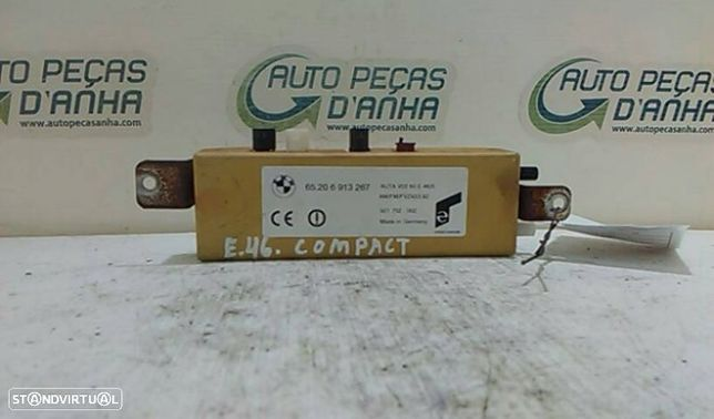 Amplificador De Rádio Bmw 3 Compact (E46)