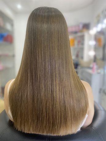 Прлировка волос / ботокс
