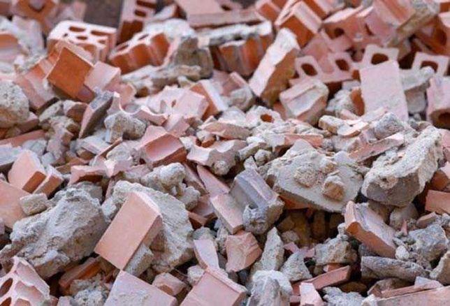 Будівельне сміття, самовивіз