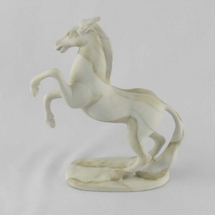 Figura em Biscuit de Cavalo 4000 anos de Escultura Equestre – Helénico