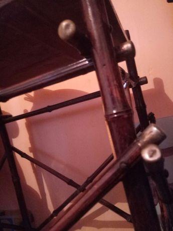 Столик бамбук консоль 30е годы