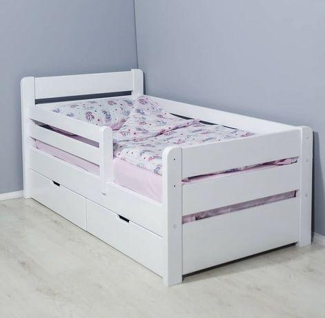 Детская кроватка Вуди из массива дерева кровать дитяче ліжко