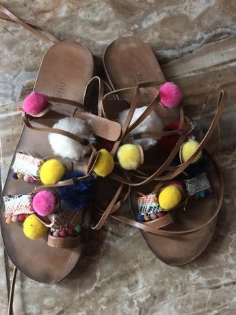 Sandały Włoskie