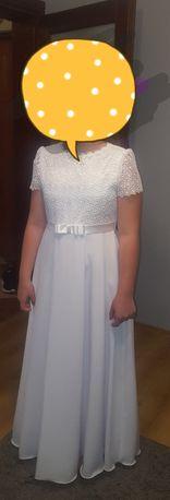 Sukienka komunijna 158 i wiele dodatków