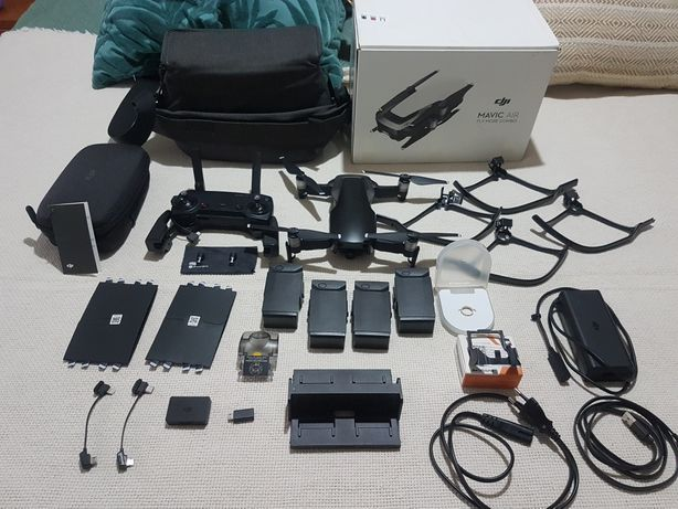 Drone DJI Mavic Air Combo 4 baterias+extras