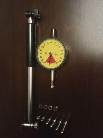 Нутромер Carl Mahr Intramess 35-60мм. с новым индикатором Mitutoyo
