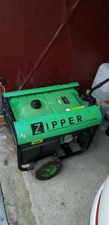 Zl-STE 3000 L agregat prądotwórczy Zipper Zamiana